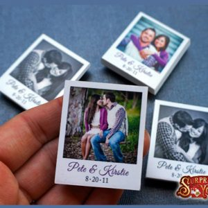 Refrigerator Magnet with Photo